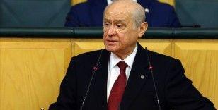 MHP Genel Başkanı Bahçeli: Kıbrıs'ta eşit haklara dayanan iki kesimli egemen devlet yapılanması artık mecburiyettir