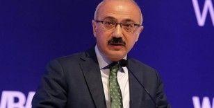 Hazine ve Maliye Bakanı Elvan: 2020 yılında büyümenin yüzde 0,3 olmasını bekliyoruz