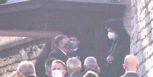 Amerika Birleşik Devletleri Dışişleri Bakanı Pompeo Rum Patrikhanesi ziyaret etti