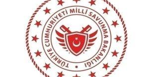 MSB: '8 PKK/YPG'li terörist kazdıkları çukurda etkisiz hale getirildi'