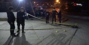 Arnavutköy'de oto galeriye pompalı tüfekli silahlı saldırı: 2 kişi yaralı