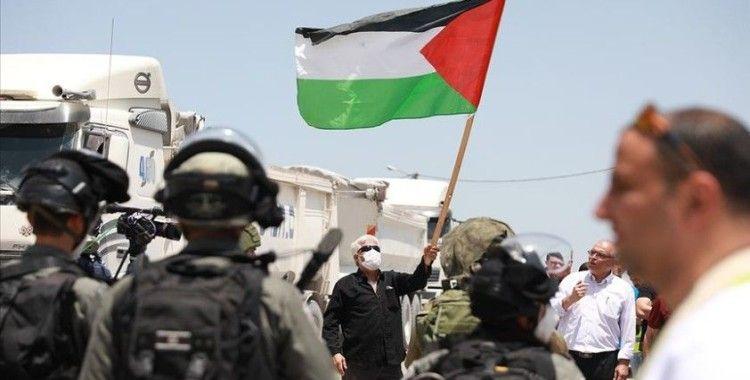 Filistinli gruplardan 'İsrail'le güvenlik iş birliğinin yeniden başlayacağı' açıklamasına tepki