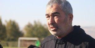 """Samet Aybaba: """"İlk maçta çıkışa geçmek istiyoruz"""""""