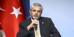 Sağlık Bakan Yardımcısı Muhammet Güven görevden alınarak yerine Sabahattin Aydın atandı