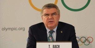 IOC Başkanı Bach: Tokyo Olimpiyatlarını 'makul sayıda' seyirci izleyebilecek