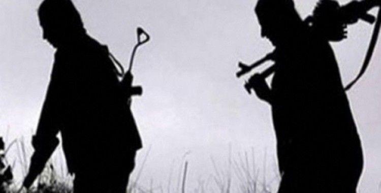 1 terörist daha ikna çalışması ile güvenlik güçlerine teslim oldu