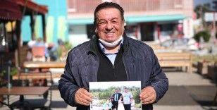 Sahip çıktığı evsiz Rus çocuğa 28 yıldır babalık yapıyor