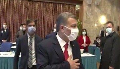 Sağlık Bakanı Koca yıl bitmeden aşıya kavuşmanın ümidi içinde olduğunu açıkladı