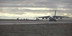 Rusya'nın, Dağlık Karabağ'a uçakla nakliye sayısı 170'i aştı