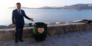 Bodrum Belediye Başkanı çılgına döndü; çöpleri toplatmadı