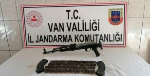 Van'da PKK/KCK terör örgüne yönelik operasyon