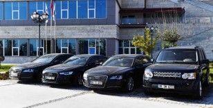 Ankara Büyükşehir Belediyesinden lüks araç satışı