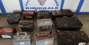 Kırıkkale'de 'oto fareleri' yakalandı: 2 tutuklama