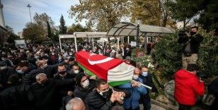 Minderin 'altın adamı' Reşit Karabacak Bursa'da son yolcuğuna uğurlandı
