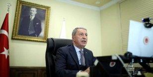Milli Savunma Bakanı Akar: Türkiye, Libya halkının ve Milli Mutabakat Hükümeti'nin yanında yer almakta kararlıdır