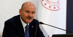 İçişleri Bakanı Soylu: Yurt içindeki terörist sayısı 340'ın altına düştü