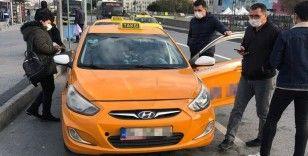 İstanbul'da kısa mesafede yolcu almayan taksicilere ceza yağdı