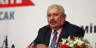 MHP Genel Başkan Yardımcısı Yalçın: CHP sözcülerinin iddia ettiği gibi Türkiye'de bir devlet krizi yok