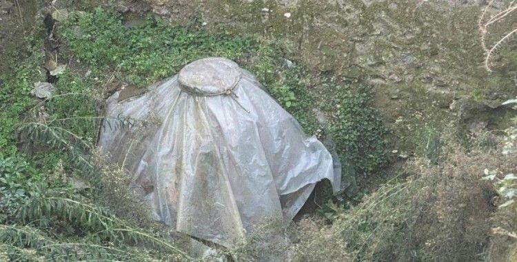 İznik'te bir evin altından küp çıktı, Müze Müdürlüğü duruma el koydu