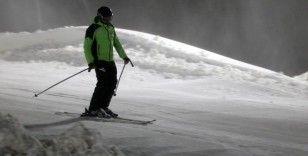 Türkiye'de bir ilk: 'Kar Depolama Uygulaması' Erzurum'da başladı