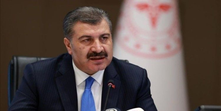 Sağlık Bakanı Koca: Evde geçirdiğiniz zaman arttıkça mücadele gücümüz artacak