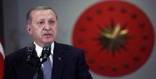 Cumhurbaşkanı Erdoğan: Tek dayanağımız milletimizdir