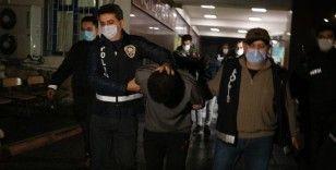 173 bin liralık altın çalan hırsızlar yakalandı
