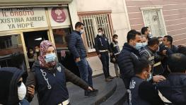 Diyarbakır'da gergin anlar