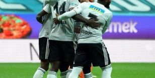 Beşiktaş, Başakşehir'i 3-2 mağlup etti
