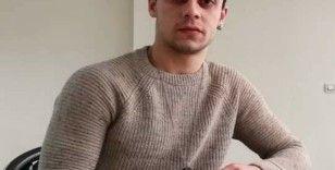 Kayıp genç elektrik direğinde asılı bulundu