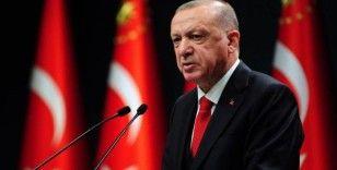 Cumhurbaşkanı Erdoğan: Salgın sürecinde dayanışma konusunda dünya maalesef iyi bir imtihan veremedi