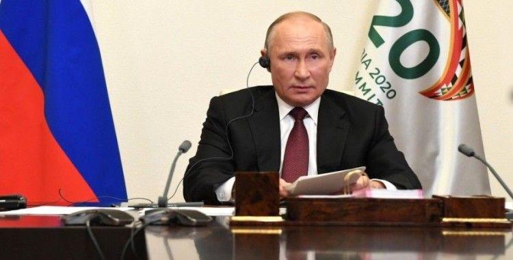 Putin: Biden'ı başkan olarak tanımaya hazır değilim