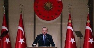 Cumhurbaşkanı Erdoğan, Halifax Güvenlik Forumu'na video mesaj gönderdi