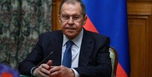 Lavrov: Ermenistan Cumhurbaşkanı ve Başbakanı anlaşmaya bağlılıklarını teyit etti