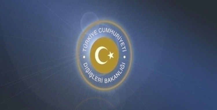 Dışişleri'nden Doğu Akdeniz'deki Sismik Araştırma Faaliyetlerine ilişkin açıklama