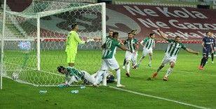 Süper Lig: Konyaspor: 2 - Kasımpaşa: 1 (Maç sonucu)