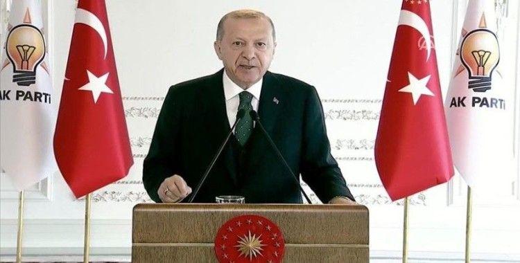 Cumhurbaşkanı Erdoğan: Hiç kimsenin şahsi ifadeleri Cumhurbaşkanı ile hükümetimizle ilişkili hale getirilemez