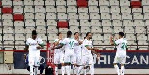 Süper Lig: Fraport TAV Antalyaspor: 0 - Aytemiz Alanyaspor: 2 (Maç sonucu)