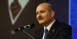 İçişleri Bakanı Soylu: Bu topraklarda bir tek terörist kalmayacak