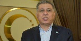Irak Türkmen Cephesi Başkanı Salihi'den Azerbaycan'a kutlama
