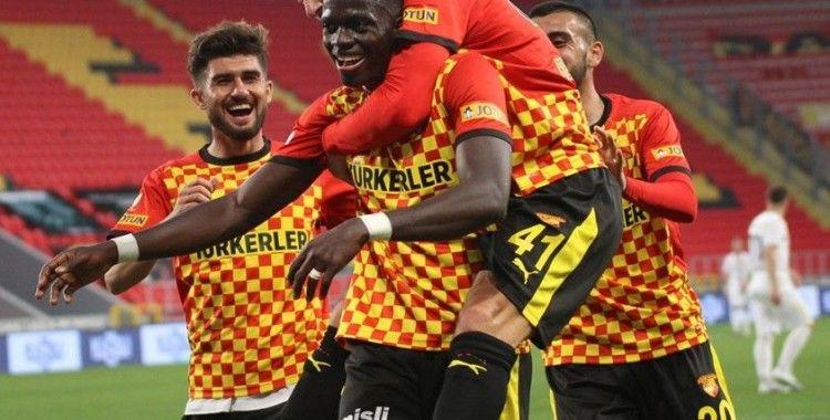 Süper Lig: Göztepe: 3 - Ankaragücü: 1 (Maç sonucu)