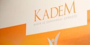 KADEM'den 'şiddete göz yumma' kampanyasına davet