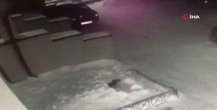 Rusya'da 4'ncü kattan düşen çocuğu yerdeki kar birikintisi kurtardı