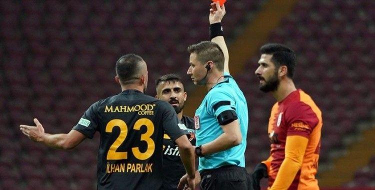 Süper Lig: Galatasaray: 1 - Kayserispor: 1