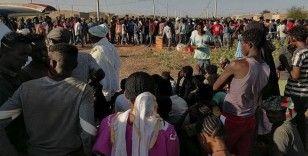 Etiyopya'daki çatışmalardan Sudan'a kaçanların sayısı 40 bine yaklaştı
