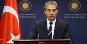 'İrini operasyonu, Hafter'e gelen silah denetlemeyen, meşru Libya hükümetini cezalandırmaya yönelik harekattır'