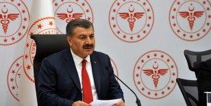 """Sağlık Bakanı Koca: """"12 bin sağlık personeli alımına başlıyoruz"""""""