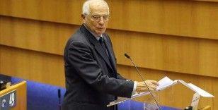 AB Yüksek Temsilcisi Borrel: Türkiye ile ilişkilerde kritik bir noktadayız