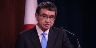 Japonya'da Kabine Üyesi Kono'dan olası seçimde başbakan adaylığı sinyali