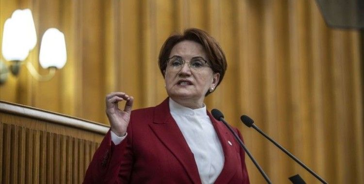 İYİ Parti Genel Başkanı Akşener: Akdeniz'de yaşanan olay bir anlamda sınır ihlalidir